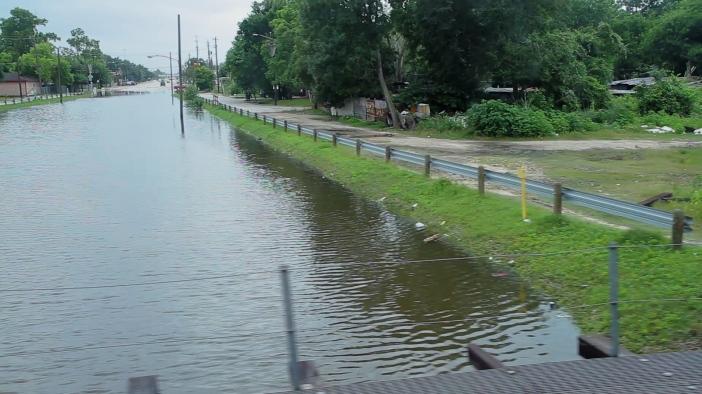 Houston Flood 2015